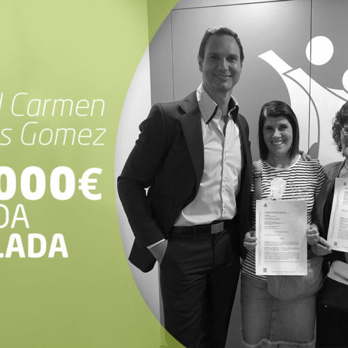 Javier Cárdenas sorprende a dos hermanas perdonándoles 400.000 euros con la ley de la segunda oportunidad