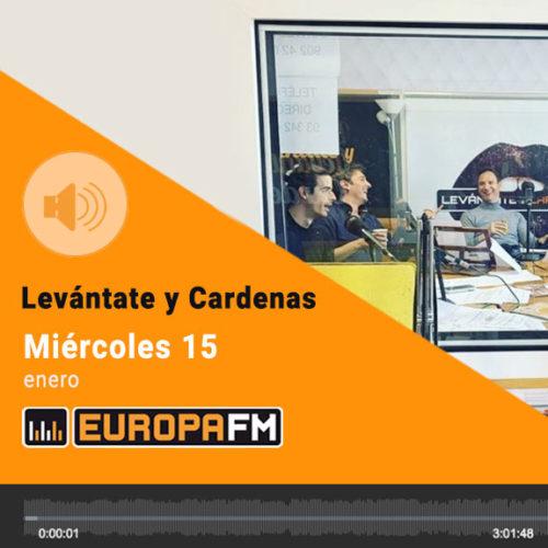 """Testimonio de Rafael en """"Levántate y Cárdenas"""" tras cancelar sus deudas"""