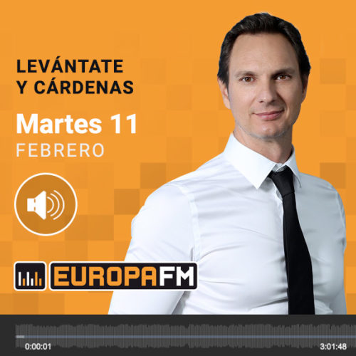 """Testimonio de Miguel Angel en """"Levántate y Cárdenas"""" tras cancelar sus deudas"""