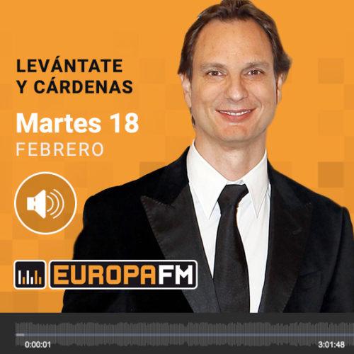 """Testimonio de Carlos en """"Levántate y Cárdenas"""" tras cancelar sus deudas"""