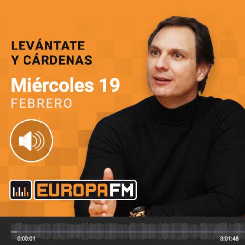 """Testimonio de Alfonso y Juan en """"Levántate y Cárdenas"""" tras cancelar sus deudas"""