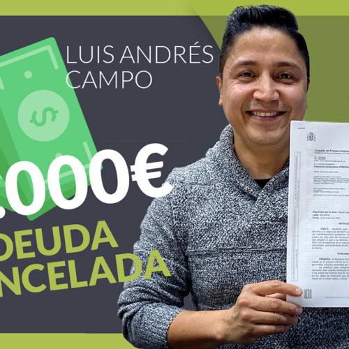 La Ley de la Segunda Oportunidad permite cancelar 57.000 euros a un vecino de Barcelona
