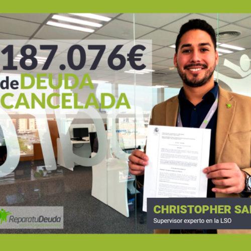Cancelados 187.076€ en plena crisis del coronavirus gracias a la Ley de la Segunda Oportunidad