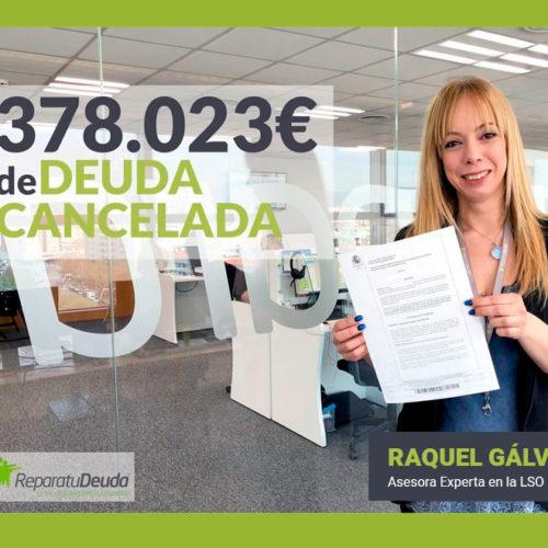 La Ley de la Segunda Oportunidad libera una deuda de más de 378.000€ en Cádiz
