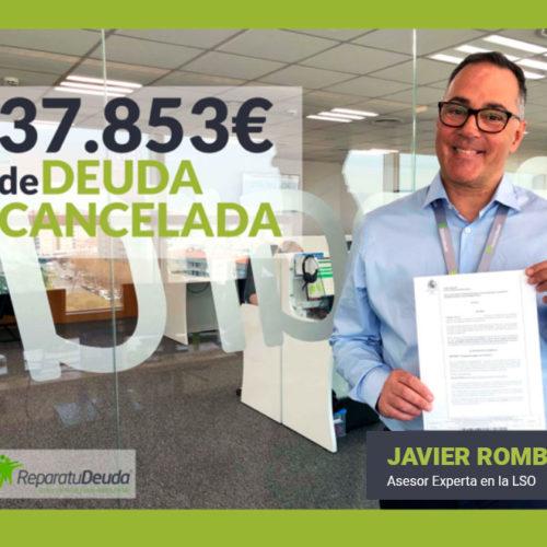 Repara tu Deuda Abogados consigue un nuevo caso de éxito en Mallorca