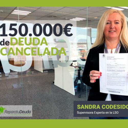 La Ley de la Segunda Oportunidad libera una deuda de 150.000€ a un vecino de Mallorca