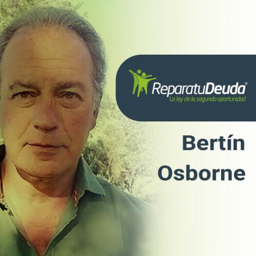 Bertín Osborne y Repara tu Deuda unidos en la Ley de la Segunda Oportunidad