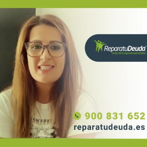 Laura Fa colabora con Repara tu Deuda y la Ley de la Segunda Oportunidad