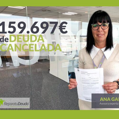 Repara tu Deuda cancela 159.697€ en Mallorca gracias a la Ley de la Segunda Oportunidad