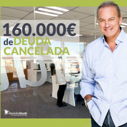 Repara tu Deuda y Bertín Osborne cancelan una deuda de 160.000€ en Madrid