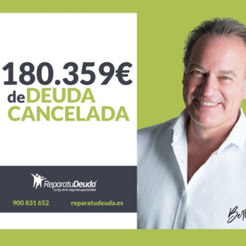 Los abogados de Repara tu deuda cancelan 180.359€ en Lleida con la Ley de la Segunda Oportunidad