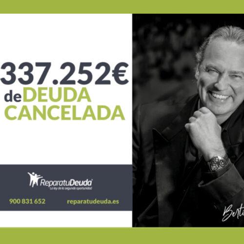 Repara tu Deuda cancela una deuda de 337.000€ en Atmella de Mar con la Ley de la Segunda Oportunidad