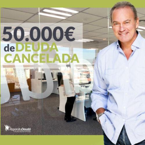 Repara tu Deuda Abogados cancela una deuda de 50.000€ en Sabadell