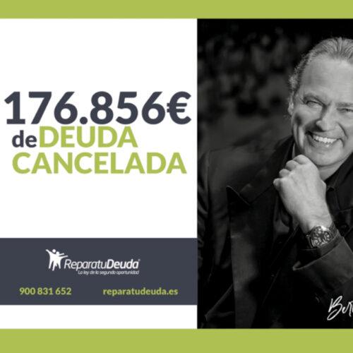Repara tu Deuda Abogados libera a un matrimonio de Barcelona de una deuda de 176.856€
