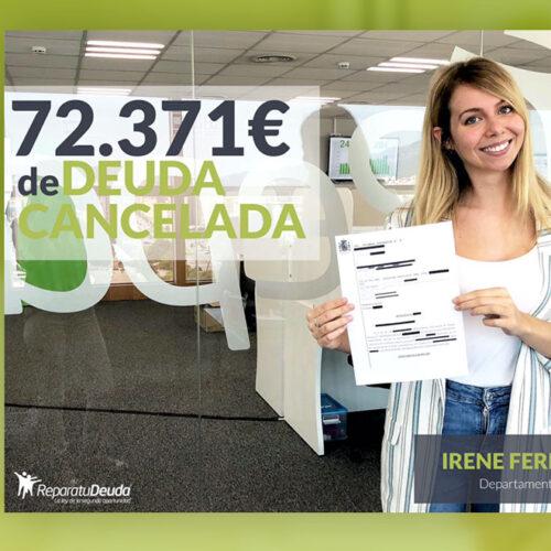 La Ley de la Segunda Oportunidad libera una deuda de 72.371€ en Santa Cruz de Tenerife de las Islas Canarias