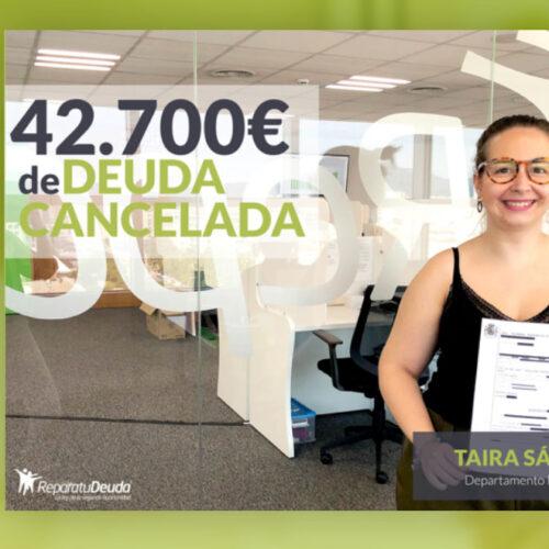 Repara tu Deuda Abogados cancela 42.700€ en Mallorca en las Islas Baleares gracias a la Ley de la Segunda Oportunidad