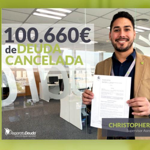 Repara tu Deuda abogados cancela en Mallorca (Baleares) 100.660 € con la Ley de Segunda Oportunidad