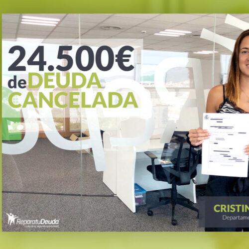Repara tu Deuda cancela 24.500 eur en Madrid a un estadounidense, con la Ley de la Segunda oportunidad