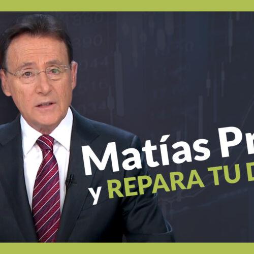 Matías Prats y Repara tu Deuda