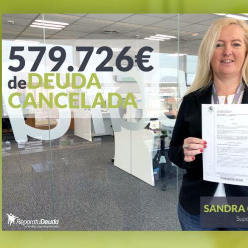 Repara tu Deuda abogados cancela una deuda de 579.726 € en Valencia con la Ley de la Segunda Oportunidad