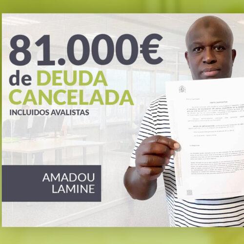 Repara tu Deuda abogados cancela al avalista de 81.000€ en Terrassa con la ley de la segunda oportunidad
