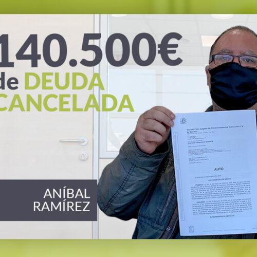 Repara tu deuda Abogados cancela 140.500 € en Manresa (Barcelona) con la Ley de la Segunda oportunidad