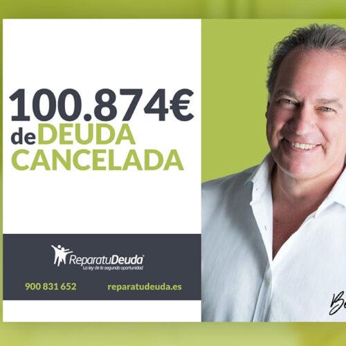 Repara tu Deuda cancela 118.060 € a una vecina de Barcelona con la Ley de la Segunda Oportunidad