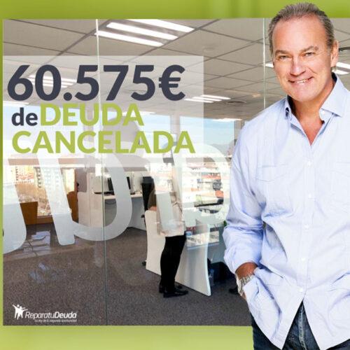 Repara tu Deuda Abogados cancela 60.575 € en Girona con la Ley de la Segunda Oportunidad
