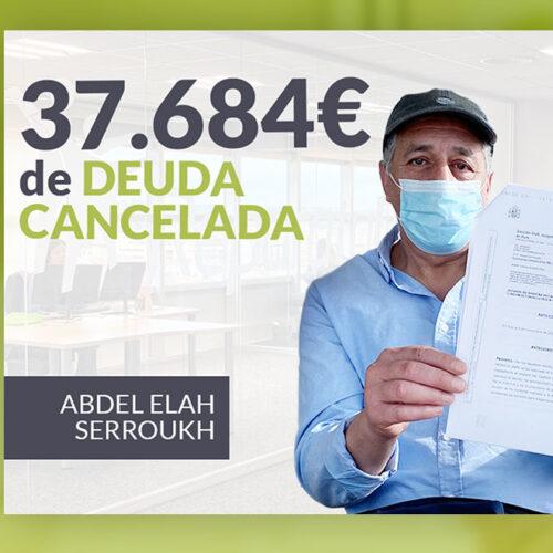 Repara tu Deuda abogados cancela 30.000 € en Rubí (Barcelona), gracias a la Ley de la Segunda oportunidad