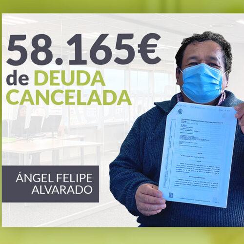 Repara tu Deuda abogados cancela 58.165 € en Rubí (Vallés occidental) con la Ley de Segunda Oportunidad