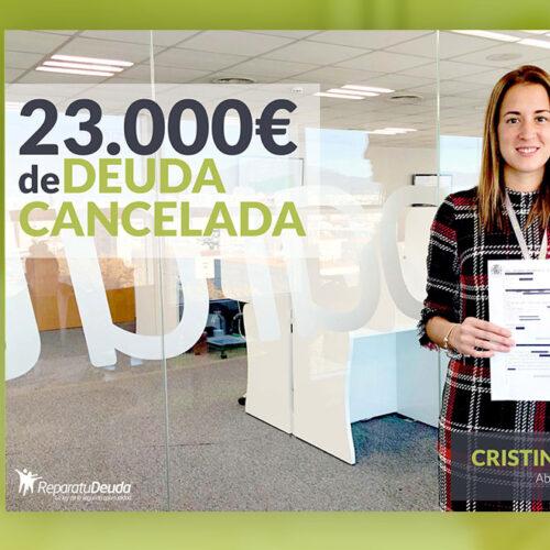 Repara tu Deuda abogados cancela 23.000 € en Huesca (Aragón) con la Ley de la Segunda Oportunidad