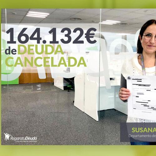 Repara tu Deuda Abogados cancela 164.132 € en Jaén, Andalucía, con la Ley de Segunda Oportunidad