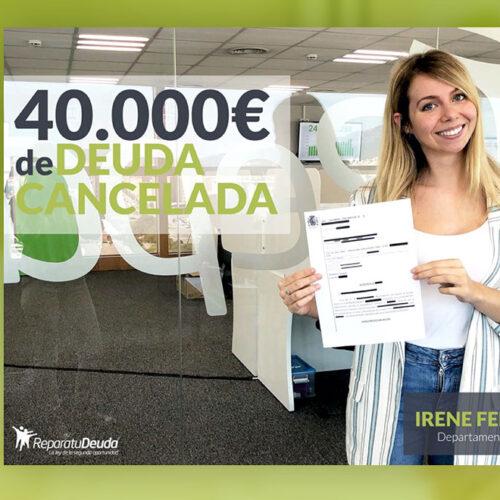 Repara tu Deuda cancela una deuda de 40.000 € en Terrassa una ecuatoriana con la Ley de Segunda oportunidad