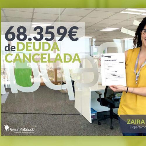 Repara tu Deuda Abogados cancela 68.359 € en Badalona (Barcelona) con la Ley de Segunda Oportunidad