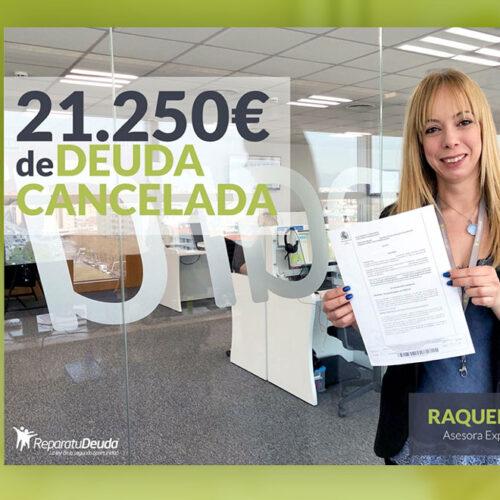 Repara tu deuda Abogados cancela 21.250 € en Menorca con la Ley de Segunda oportunidad