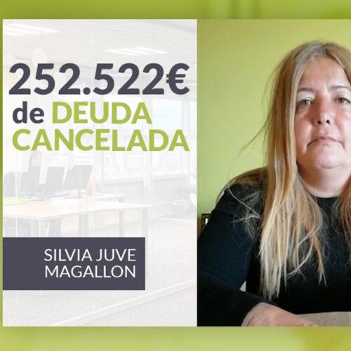 Repara tu Deuda cancela más de 250.000 € de deuda privada y pública con la Ley de Segunda Oportunidad