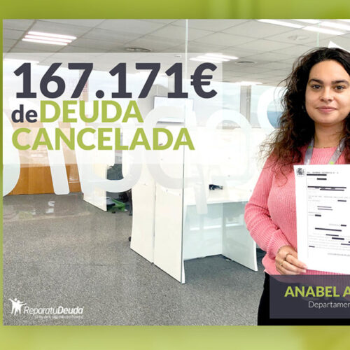 Repara tu Deuda cancela 167.171,24 euros en Barcelona a un discapacitado, con la Ley de Segunda Oportunidad
