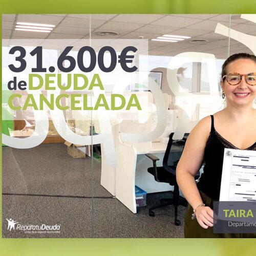 Repara tu Deuda abogados cancela 31.600 € de deuda en Mallorca con la Ley de Segunda Oportunidad