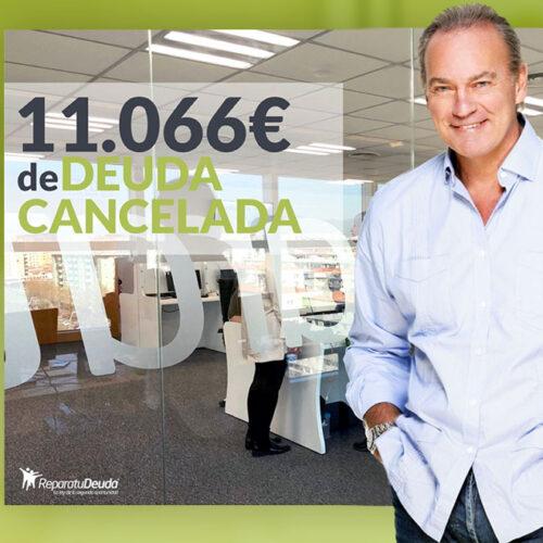 Repara tu Deuda Abogados cancela 11.066 € en Zaragoza con la Ley de Segunda Oportunidad