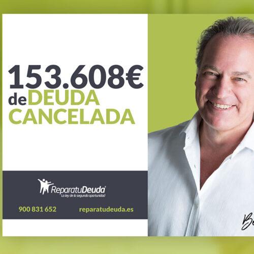 Repara tu Deuda abogados cancela 153.608 € de deuda en Barcelona, con la Ley de Segunda Oportunidad