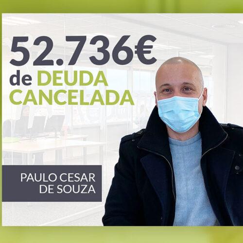 Repara tu Deuda cancela una deuda de 47.306 € en Sant Vicenç dels Horts con la Ley de Segunda Oportunidad