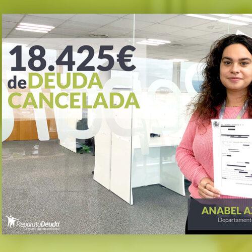 Repara tu Deuda abogados cancela 18.452 € en Madrid con la Ley de Segunda Oportunidad