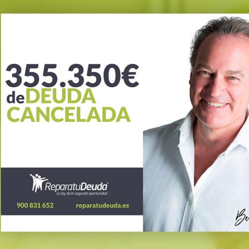 Repara tu Deuda abogados cancela 355.350 € con deuda pública en Tarragona con la Ley de Segunda Oportunidad