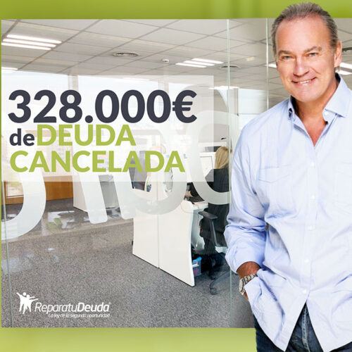 Repara tu Deuda Abogados cancela 328.000 € en Terrassa (Barcelona) con la Ley de Segunda Oportunidad