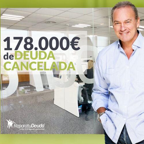 Repara tu Deuda cancela 178.000 euros con avalistas en Terrassa (Barcelona) con la Ley de la Segunda Oportunidad
