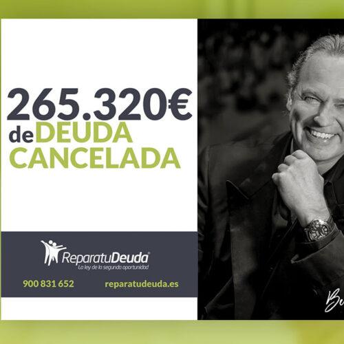 Repara tu Deuda Abogados cancela 289.000 € en Martorell (Barcelona) con la Ley de Segunda Oportunidad