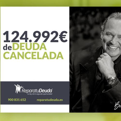 Repara tu Deuda abogados cancela 124.992 € Gijón (Asturias) con la Ley de Segunda Oportunidad