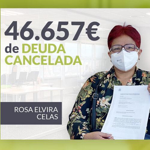 Repara tu Deuda cancela 46.657 € de deuda en Barcelona con 7 Bancos, con la Ley de la Segunda Oportunidad