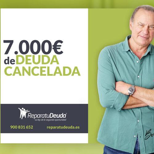 Repara tu Deuda Abogados cancela 7.000€ en Cornellà de Llobregat (Barcelona) gracias a la Ley de Segunda Oportunidad