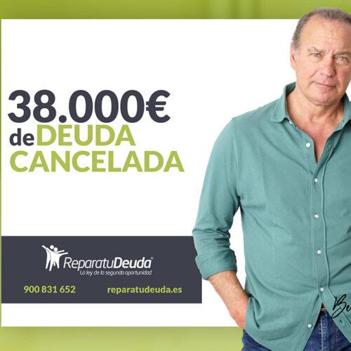 Repara tu Deuda cancela 38.000 € con deuda pública en Barcelona con la Ley de la Segunda Oportunidad